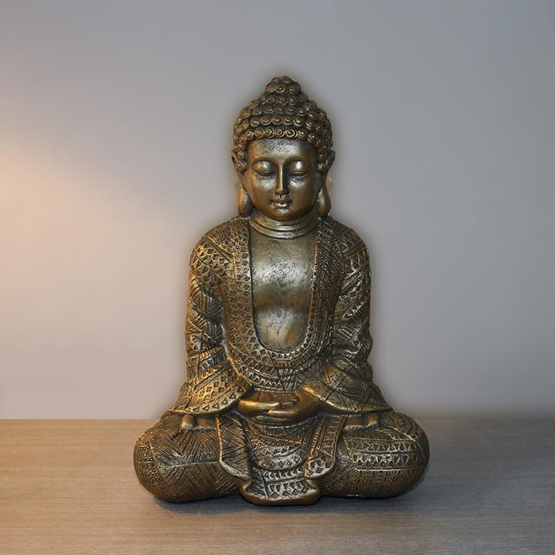 Bild eines Buddha in der Heilpraxis Monique Kirste Dresden